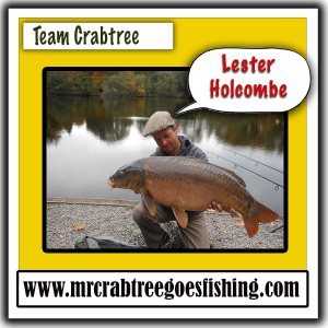 Lester Holcombe  |  Team Crabtree