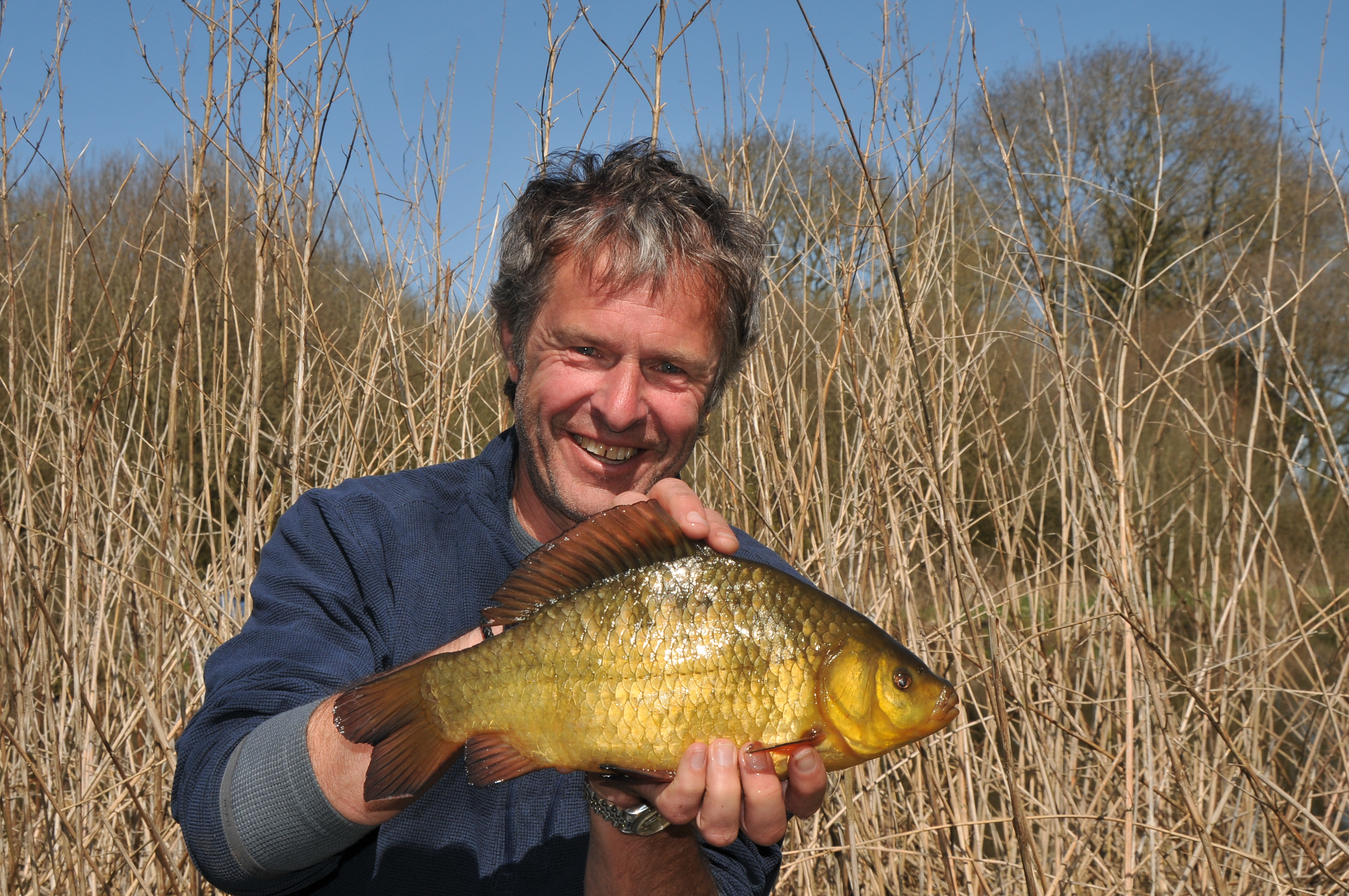 How to catch a crucian carp on a float rod - advice from anglers 78