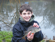 James Buckley_Mr Crabtree_Perch